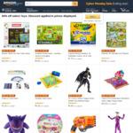60% off Select Toys, Aussie Scrabble $9.60, Bloxels $10, NERF Doomlands $5.20 + More @ Amazon AU