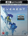 Everest 4K UHD Blu-Ray $11.99 Shipped @ OzGameShop