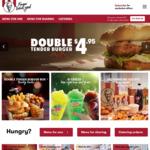 Original Recipe Fill Up Box $4.95 [App Exclusive] @ KFC (Before 4PM)