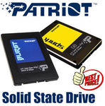 Patriot Burst Spark 128GB SATA III 6GB/s SSD up to 555MB/s 3YW $31.20 Delivered @ OLC Direct eBay