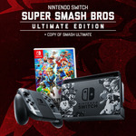 Win a Nintendo Switch with Super Smash Bros Ultimate from DarkSided