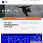 Win a New Year Resolution Prize Pack Worth $5,995 from Australian Institute of Management
