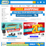 Free Shipping on Selected Best Sellers @ Catch