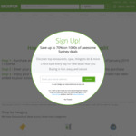 $10 Groupon Credit on Any Deal (No Minimum) @ Groupon [Existing Customers Only]