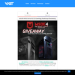 Win a ASUS ROG Strix GL12 Gaming Desktop Worth US $3,299.99 from VAST