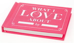 Valentine's Day Gift What I Love about You by Me Fill in The Blanks Book $16.70 @ Value Village eBay