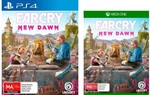 [Pre-Order] [PS4, XB1] Far Cry: New Dawn $49 @ Harvey Norman