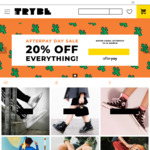 20% off Nike, adidas, New Balance & Converse Kids Shoes @ The Trybe