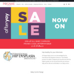 [AfterYAY Sale] 25% off All Baby Carriers @ Pognae Australia - Free Shipping AU