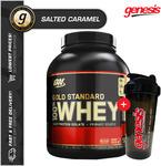 Optimum Nutrition 100% Whey - 3LB Salted Caramel $55.96 Delivered @ Genesis eBay