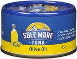 Sole Mare Tuna in Olive Oil 3.08kg - $1.92 + Delivery (Free with Prime/ $49 Spend) @ Amazon AU
