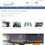 5% off RAM Mounts (Mobile Device Mounts for Vehicles) @ Modest Mounts