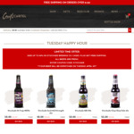 Stockade Craft Beers 40% off and Free Shipping ($49-$59 Per Case) @ Craft Cartel Liquor