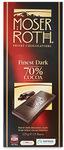 Moser Roth Dark Chocolate Block 125g $1.99 (Was $2.69) @ ALDI