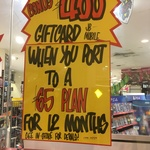 Telstra Port-in Offer: 12-Month SIM Only Plan $65 for 60GB Data + $400 JB Hi-Fi Gift Card @ JB Hi-Fi
