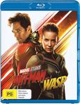 Ant-Man and The Wasp (Blu-Ray) $9.09 + Delivery (Free with Prime / $49 Spend) @ Amazon AU