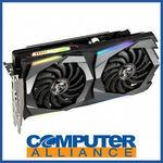 [eBay Plus] MSI Geforce GTX1660Ti 6GB Gaming X PCIe Video Card $415.65 @ Computer Alliance eBay