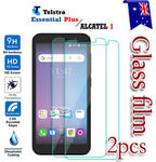 Telstra Essential Plus 2X 9H Tempered Screen Protector $6.99 Delivered @ just*protectors eBay