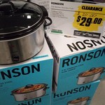 [VIC] Ronson 5.4L Slow Cooker $20 @ The Good Guys (Mornington) or $29 at The Good Guys Online