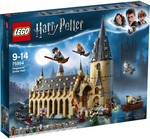 LEGO 75954 Harry Potter Hogwarts Great Hall $109.20 + $7.90 Delivery ($0 with Plus) @ BIG W eBay