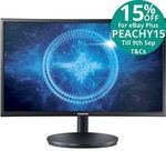[eBay Plus] Samsung C24FG70 24'' 144hz QLED Monitor $254.15 Shipped @ Azeshop eBay