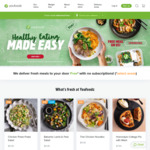 One Free Meal (Min Spend $49) @ Youfoodz