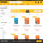 60% off Wholehearted Dog Food Varieties, 7.5kg for $28, 2.4kg for $14 @ Petbarn