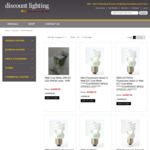 CFL Globe Special $0.75 Each (50 Pack for $37.50) from Discountlighting.com.au