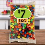 [TAS] M&M's Caramel 1kg Bag $7 @ Shiploads