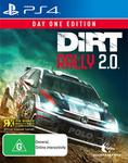 [PS4] Dirt Rally 2.0 $33.64 + Delivery ($0 with Prime/ $39 Spend) (Usually $43.99) @ Amazon AU