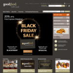 20% off Physical & Digital Gift Cards + Free Express Shipping @ Good Food Gift Card