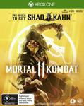 [XB1] Mortal Kombat 11 Standard $24 + Delivery ($0 with Prime/ $39 Spend) @ Amazon AU
