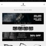 Black Friday Sale - 25% off Storewide / 30% off Bundles @ ALPAKA