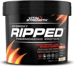 VitalStrength Hydroxy Ripped Workout Protein Powder (Choc or Vanilla) 3kg $68.99 Shipped (Save $46) @ Chemist Warehouse