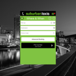 [SA] $10 off Your First Fixed Price Taxi Ride @ Suburban Taxis