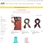 30% Off Sale Items + Delivery @ Dotti