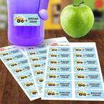 200 Labels for School $19.99 (Was $89) 8 Different Sizes in Pack with Free Shipping @ Easy Print and Sign Co