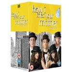Amazon UK: How I Met Your Mother - Season 1-5 [DVD] ~ $37 Delivered!