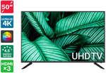"Kogan 50"" 4K UHD HDR LED TV (Series 8 JU8200) $349 + Delivery @ Kogan"
