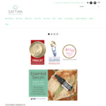 Free Candle Worth $20 When You Spend $40 + Free Shipping over $25 Spend @ Sattwa