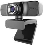 1080P Live Streaming Webcam US $34.99 / AU $60.24 Delivered @ Tomtop