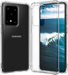 30% off Case | Samsung S20 Plus Ultra $6.26 A71 $6.96 & 15% off ZUSLAB Sitewide + Delivery ($0 with Prime/$39+) @ Amazon AU