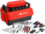 """Toolpro """"V8 Engine Block"""" Toolkit $49.99 (Was $259) @ Supercheap Auto"""