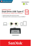 SanDisk 128GB Ultra Dual Drive USB Type-C Flash Drive $26, SanDisk Ultra SDXC 128GB $20/16GB $2 @ Bing Lee