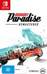 [Switch] Burnout Paradise Remastered Physical Copy $49 Delivered ($39 via Targeted App Code) @ Amazon AU