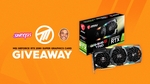 Win an MSI GeForce RTX 2080 SUPER Graphics Card from Sweeps, Method & Christian Bishop