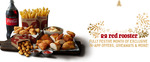$1 Reg Chips ($5 Min Spend), 2 Free P'apple Fritters ($20 Min Spend), Any Roll for $5 @ Red Rooster In-Store (App Required)