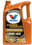 Valvoline Engine Armour 15W-40, 6 Litre $14.99 @ Autobarn (In Store Only)