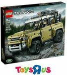 "[eBay Plus] LEGO 42110 Technic Land Rover Defender $266.81 Delivered @ Toys ""R"" Us via eBay"