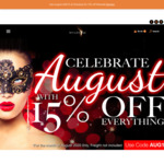 15% off Site Wide @ Wildfire